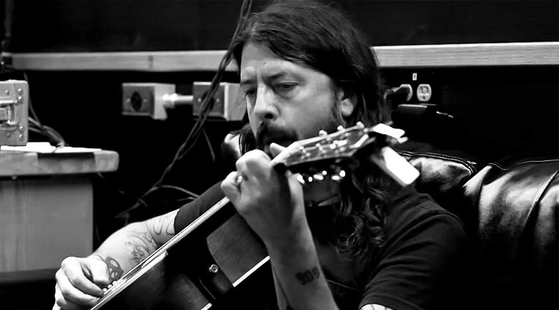 Dave Grohl Pens 23-Minute Epic 'Play'
